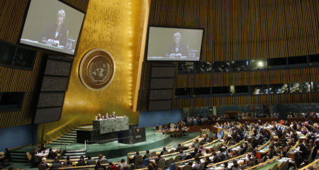 Opening Of The Fifty Fifth Session Of The Commission On The Status Of Women (csw).