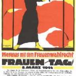 frauentag 1914 heraus mit dem frauenwahlrecht 150x150 - Weltfrauenkonferenz in Peking