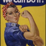 Frauen und der Dienst an der Waffe